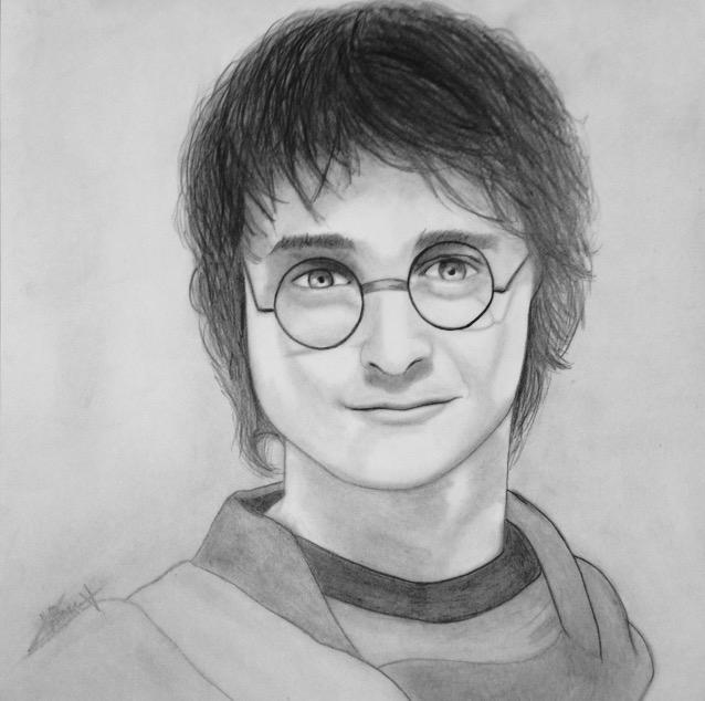 Daniel Radcliffe by Lwize
